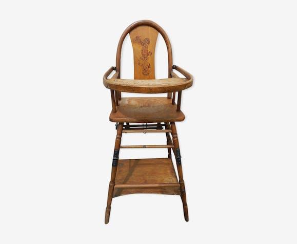 Chaise haute Baumann