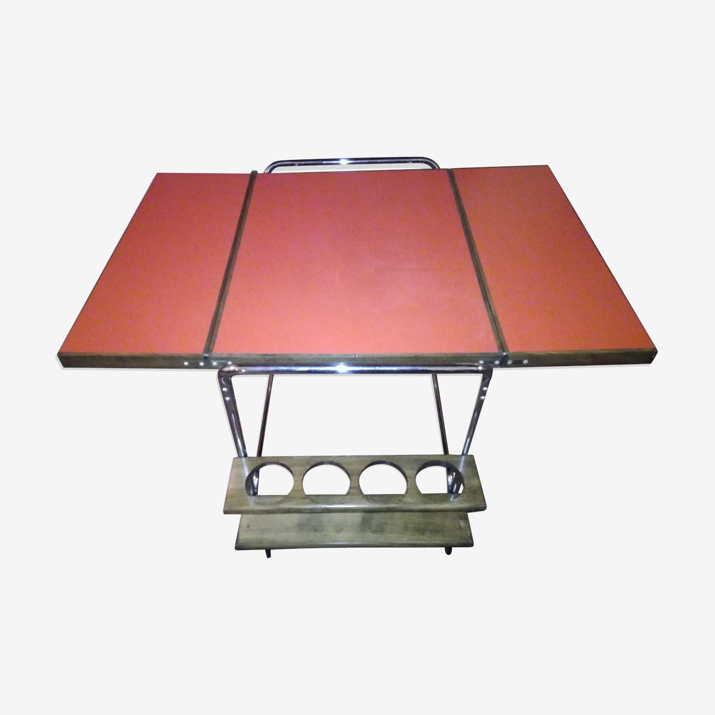 Table pliante mini bar jatrok