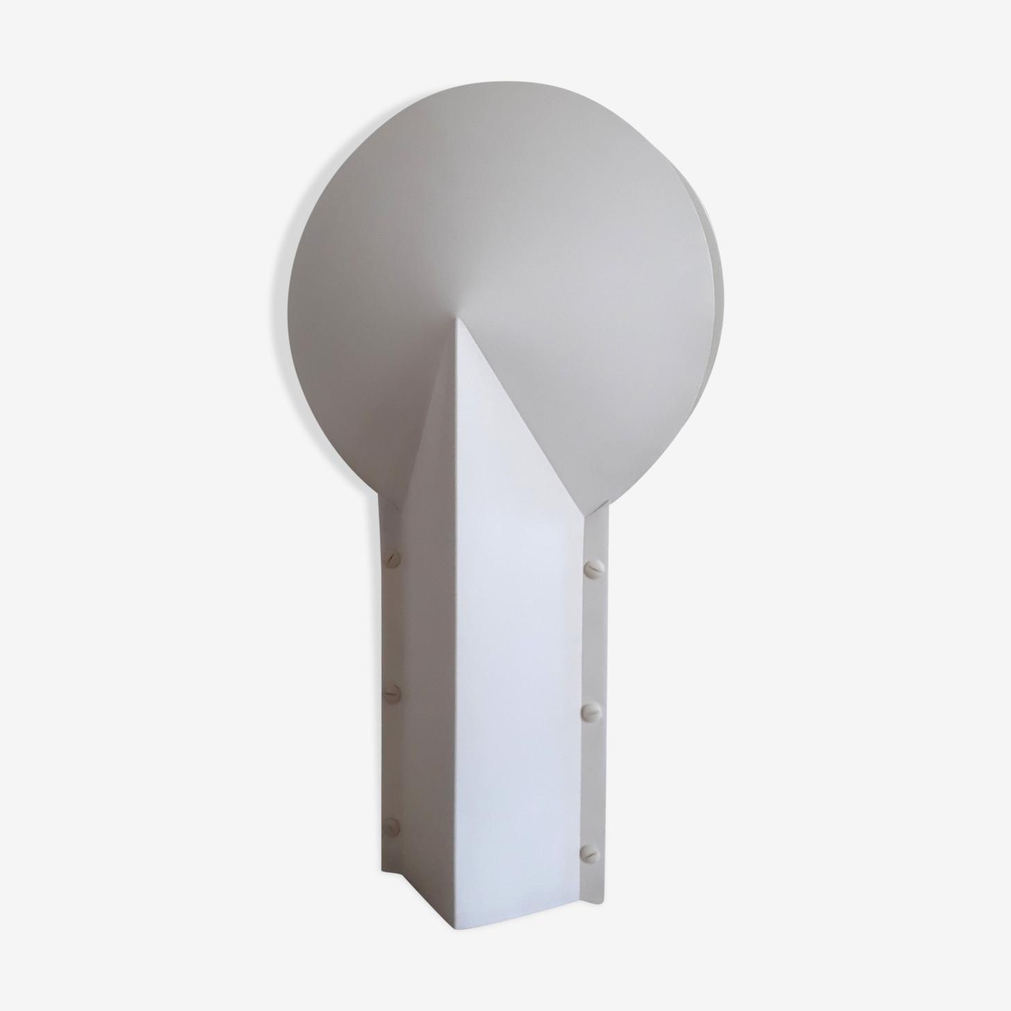 Lampe blanche de Samuel Parker