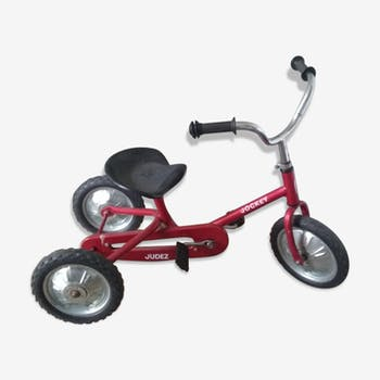 tricycle voiture trottinette enfant vintage d 39 occasion. Black Bedroom Furniture Sets. Home Design Ideas