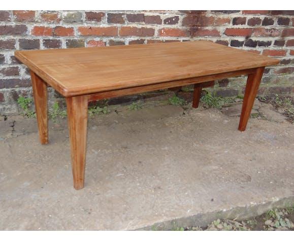 teak coffee table 1960