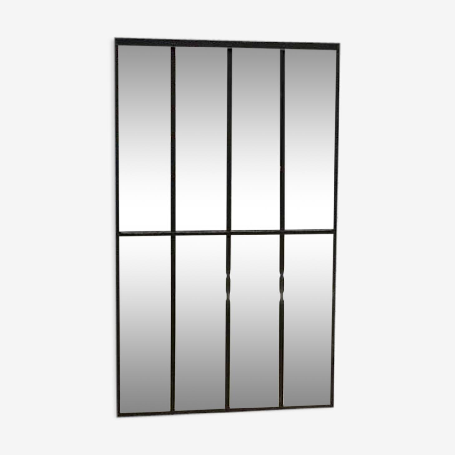 Miroir veranda vintage 100x63cm