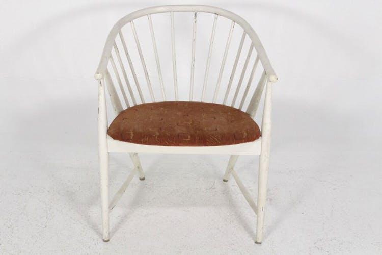 "Chaise de salon ""Solfjärden"", Sonna Rosén, Suède, 1950"