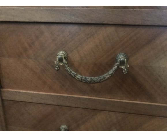 Louis XVI-style chest of drawers