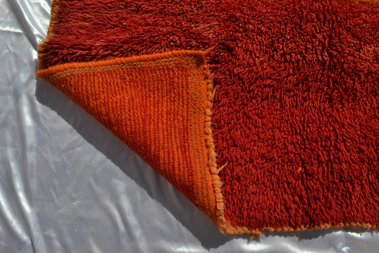 Berber carpet - 132 x 120 cm