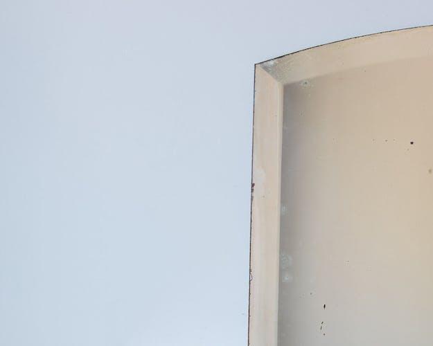 Miroir biseauté 41x31cm