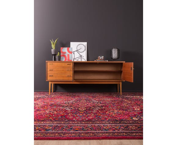 Walnut sideboard from the 1960