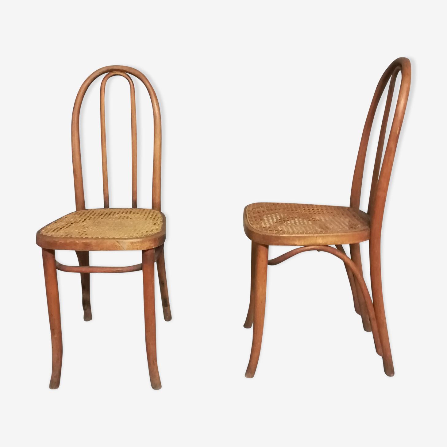 2 Thonet chairs