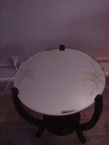 Table art déco de 1940