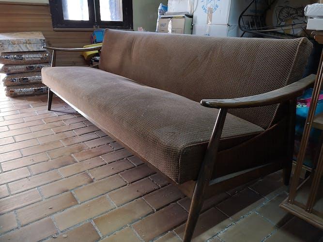 Canapé danois années 60