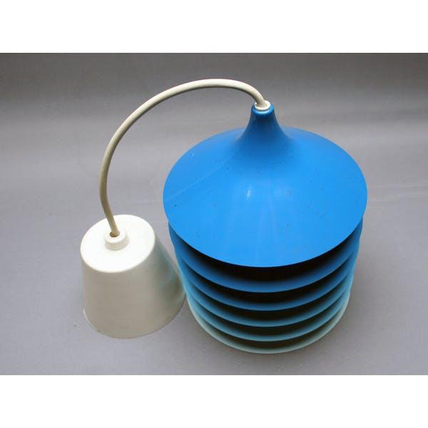 Lampe suspension Duett design Bent Gantzel Boysen pour Ikea, années 70   Selency