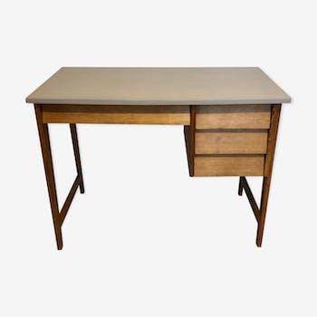 Scandinavian style vintage desk