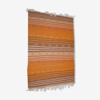 Berber Kilim rugs (handmade) 120 x 185 cm