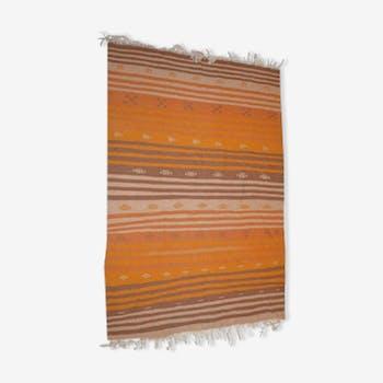 Tapis Kilim berbère (fait main) 120x185 cm