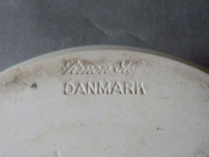 Vide poche en céramique naturaliste, Danemark