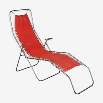 Chaise de plage  1950s