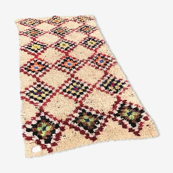 Berber beni ouarain 200 x 97 cm