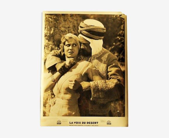 Photographie tirage argentique de 1932