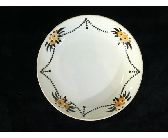 Service de table vintage en faiences de Badonviller modele Royal