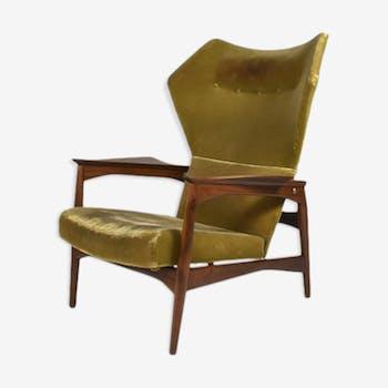 IB Kofod Larsen adjustable ear Chair