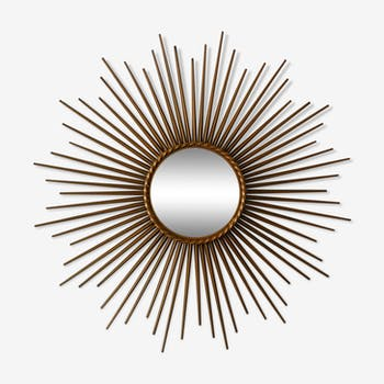 Miroir soleil Chaty Vallauris 71 x 71 cm
