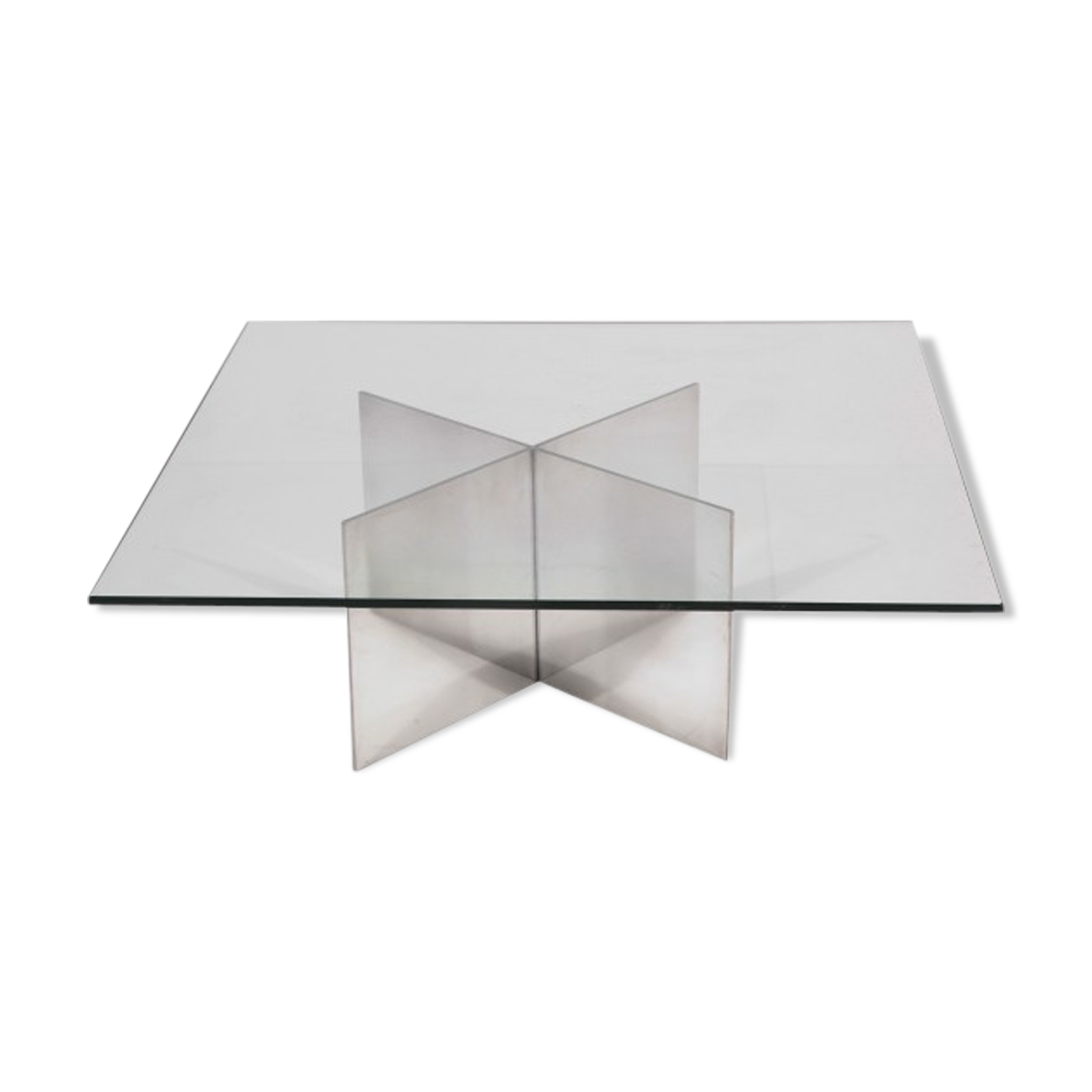 Elegant Table Basse En Verre Habitat Id Es De Conception De  # Habitat Meuble Tv