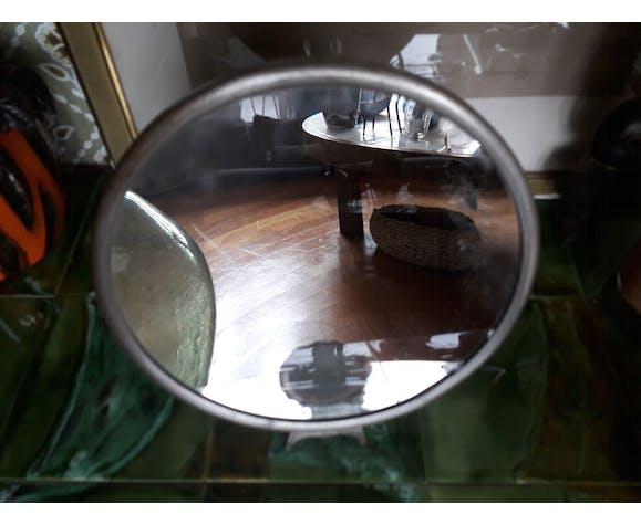 Theatre mirror of the 1930 - 24x26cm