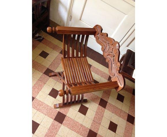 Seat folding dagobert