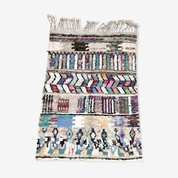 Moroccan Berber carpet Boujaad 1, 6x1, 22m