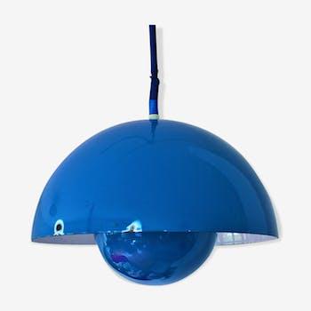 Flowerpot hanging lamp by Verner Panton for Louis Poulsen 1960