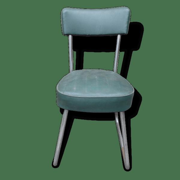 De Chaise Vert RonéoMétal Dans Rétro 101668 Industriel Jus Bureau Son 3RjLA54