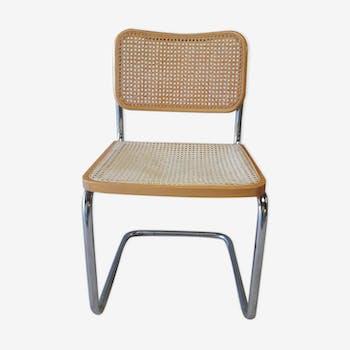 chaise breuer marcel vintage d 39 occasion. Black Bedroom Furniture Sets. Home Design Ideas