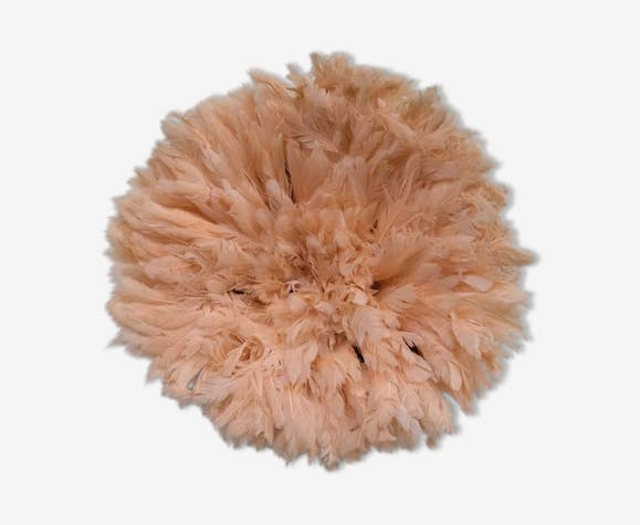 Juju hat orange pastel de 35 cm