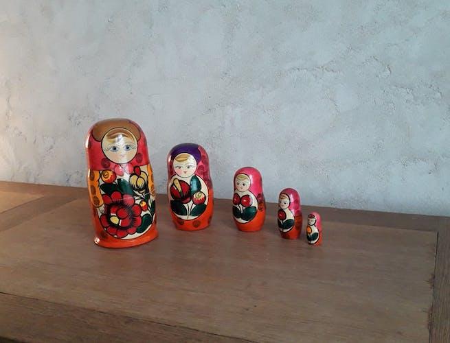 Poupées russes, Matriochka