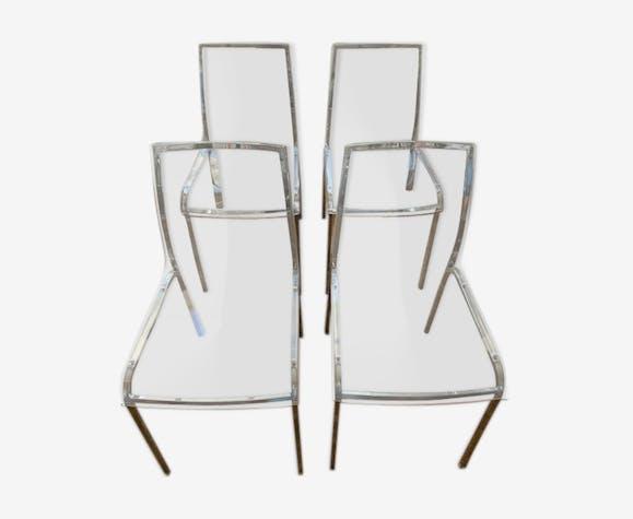 Série de 4 chaises - Bontempi Casa
