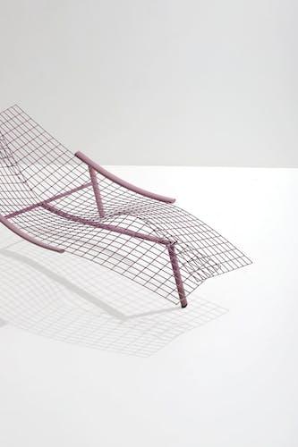 Chaise longue de Giovanni Offredi pour Saporiti