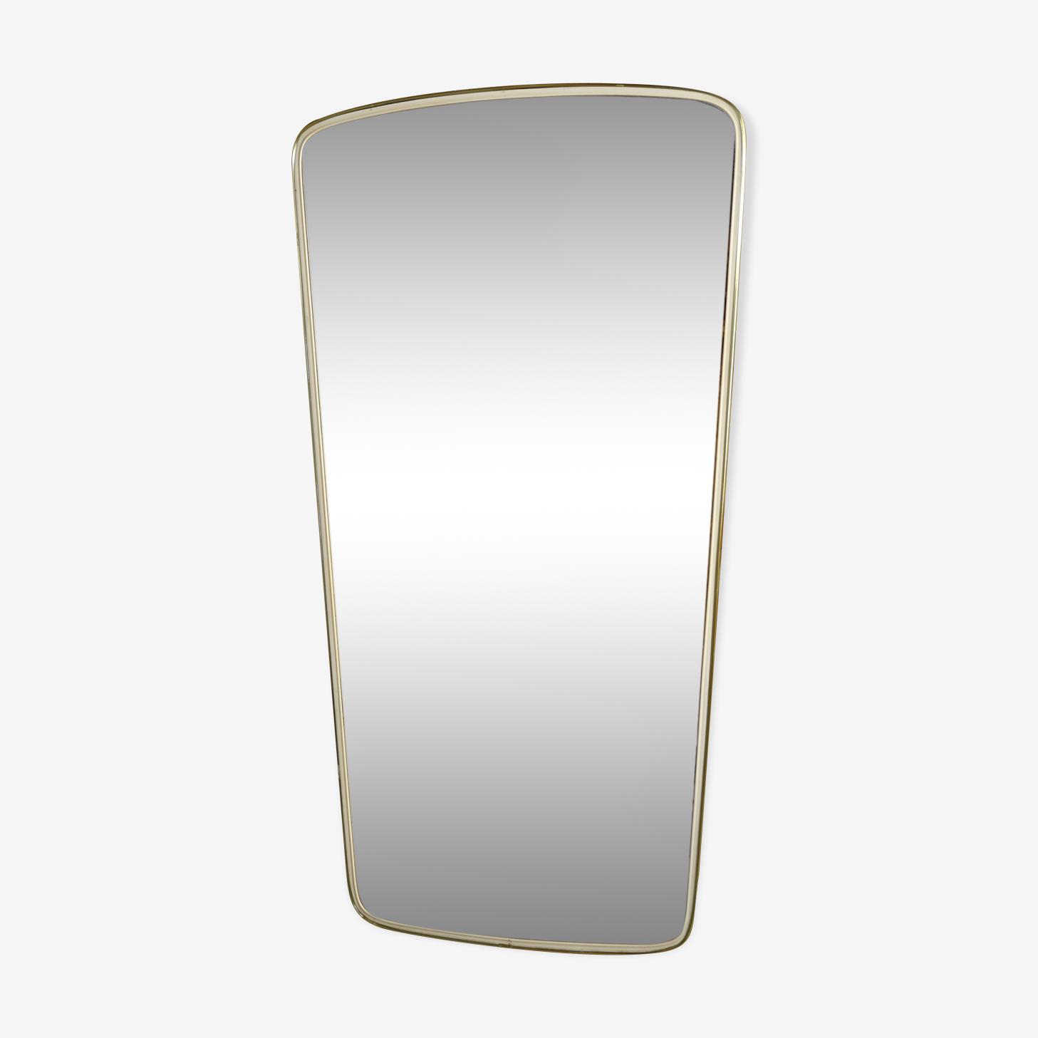 Mirror mirror serigraphed 50 years - 43x80cm