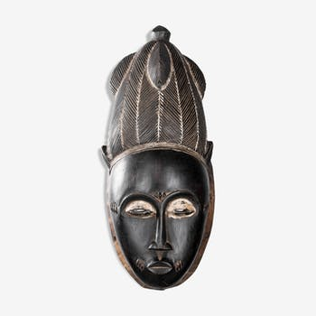 Masque africain Kpwan Kpwé Goli