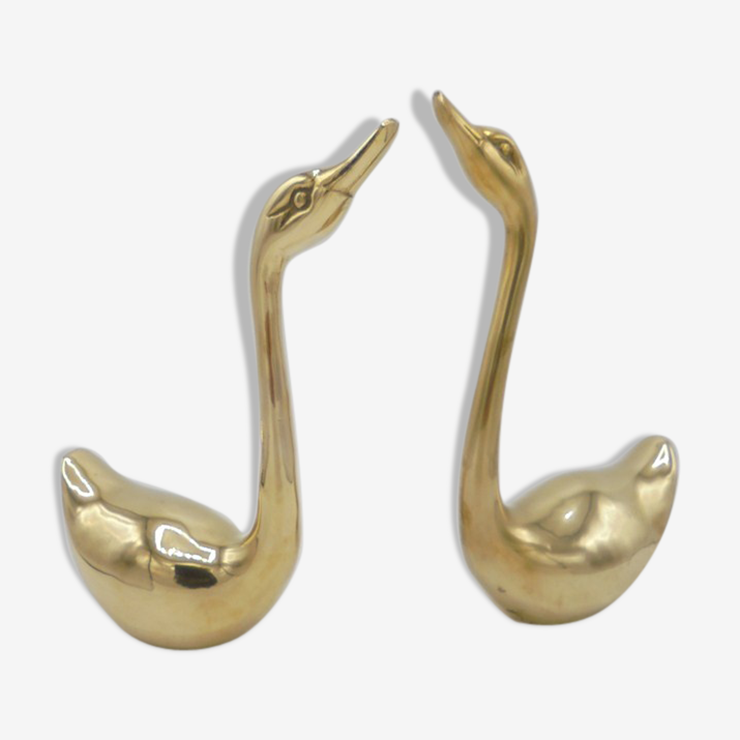 Swans brass duo