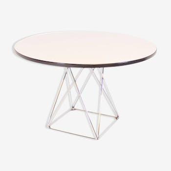 Table à manger ronde Thonet