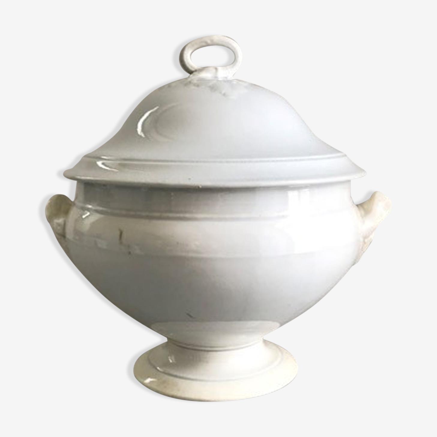 Soupière en porcelaine Choisy le Roi