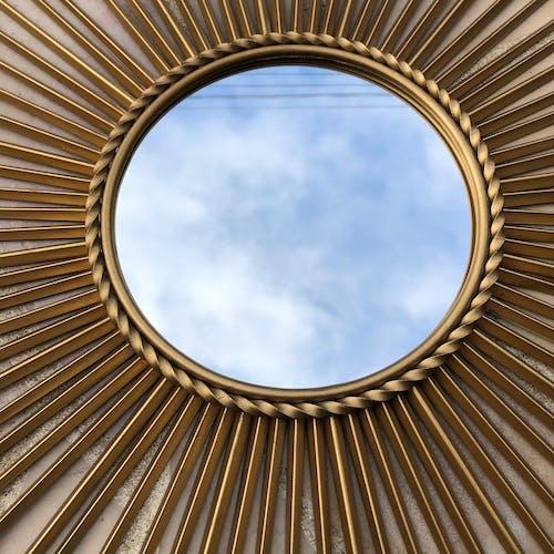 Miroir soleil Chaty à Vallauris 82cm