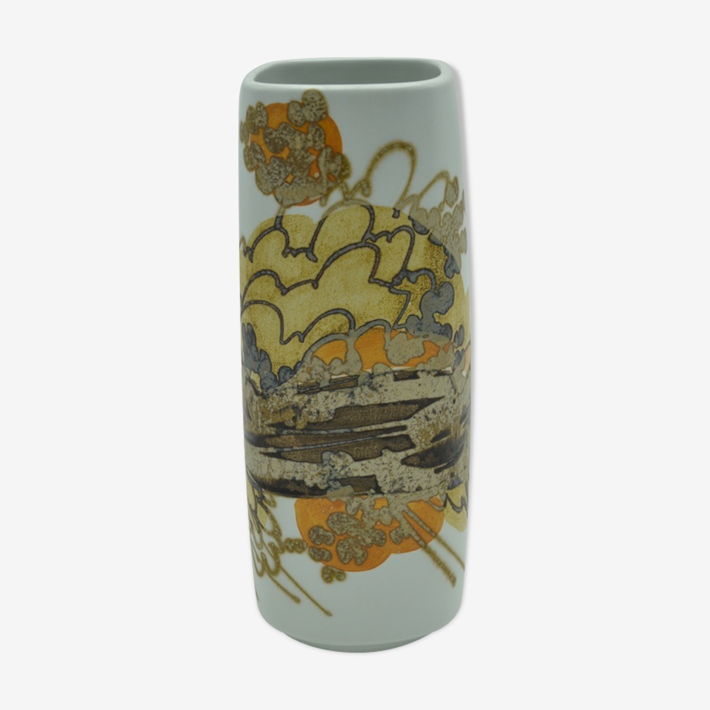 Vase en céramique de Ellen Malmer pour Royal Copenhagen