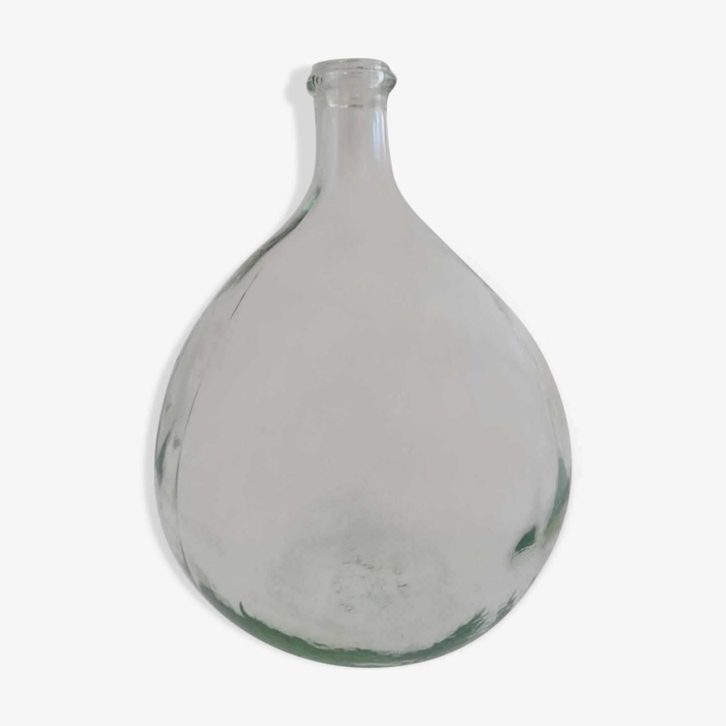 Demijohn transparent 10 litres