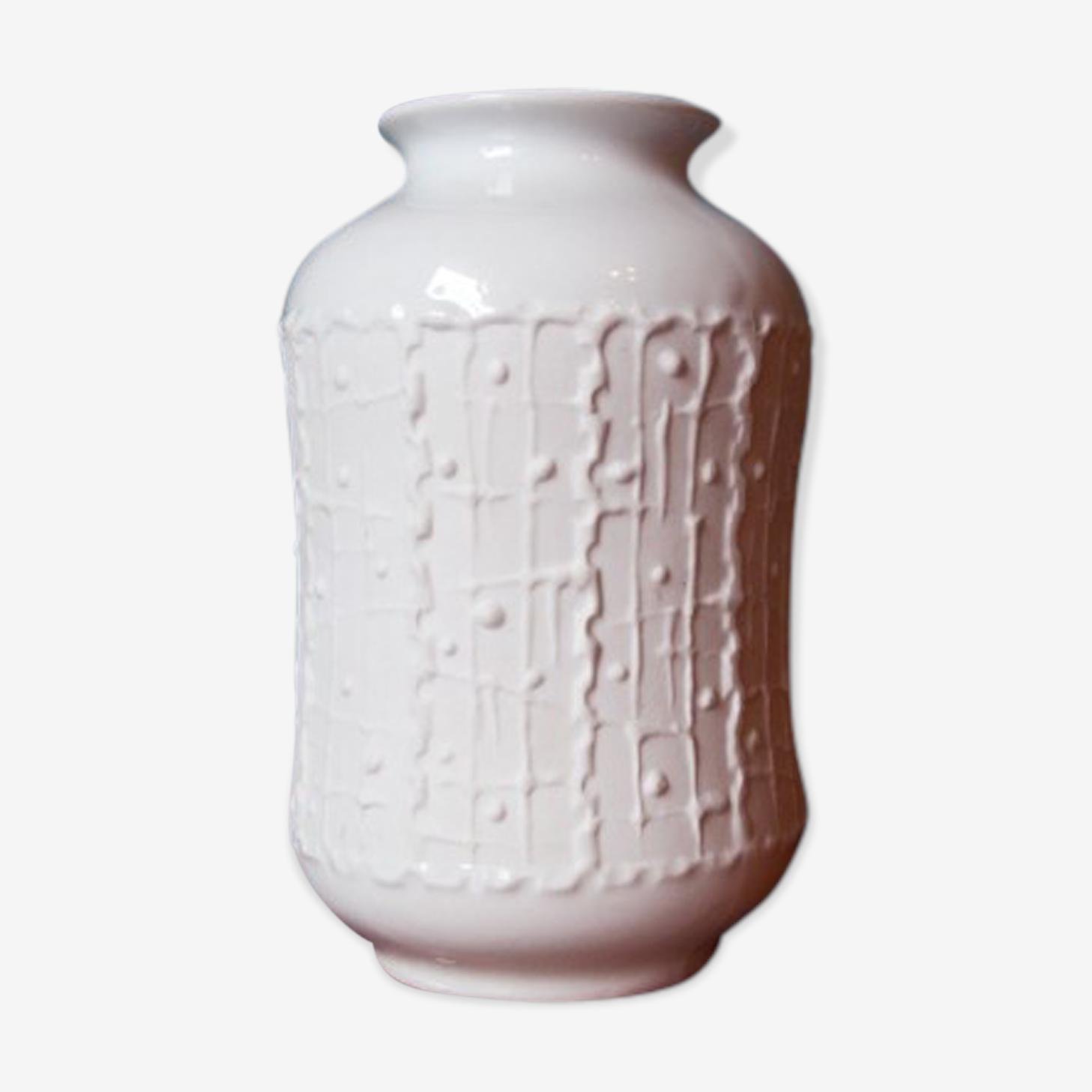 Vase biscuit