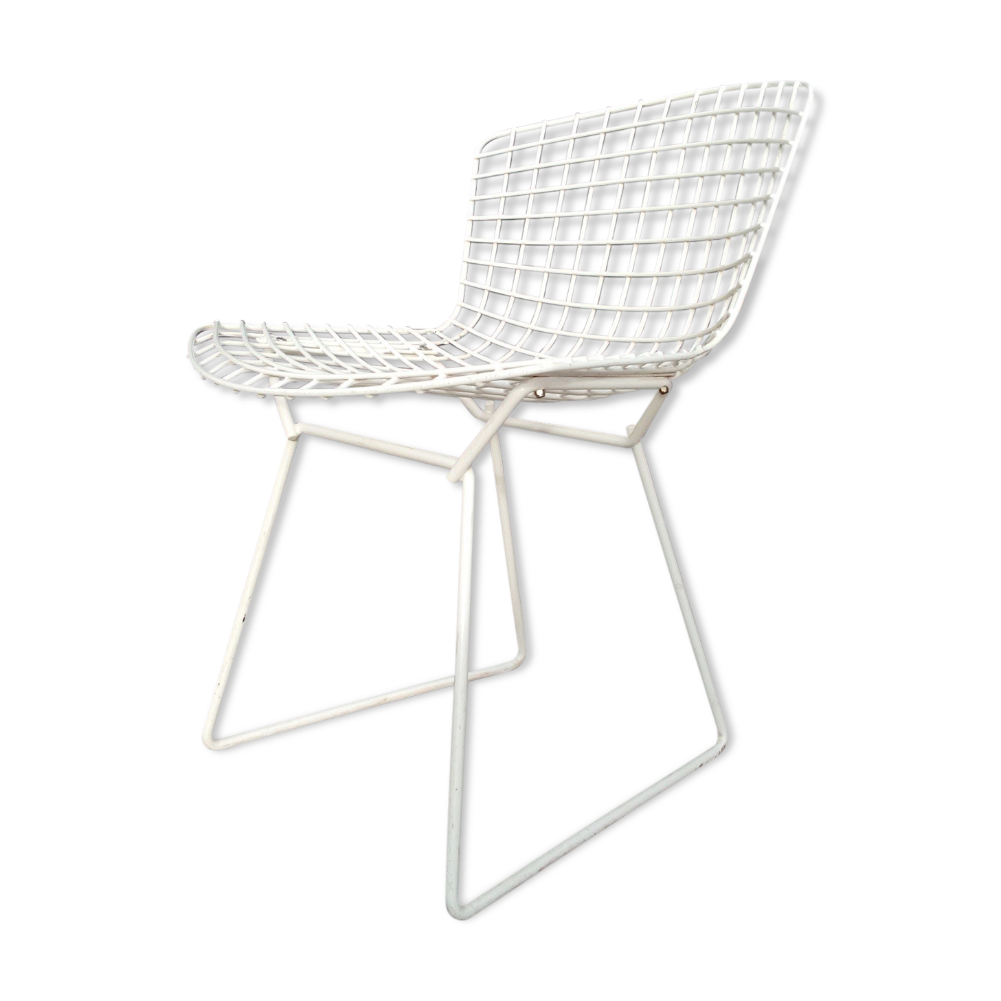 coussin chaise bertoia cheap rplique harry bertoia diamant chaise chaise de loisirs en acier. Black Bedroom Furniture Sets. Home Design Ideas