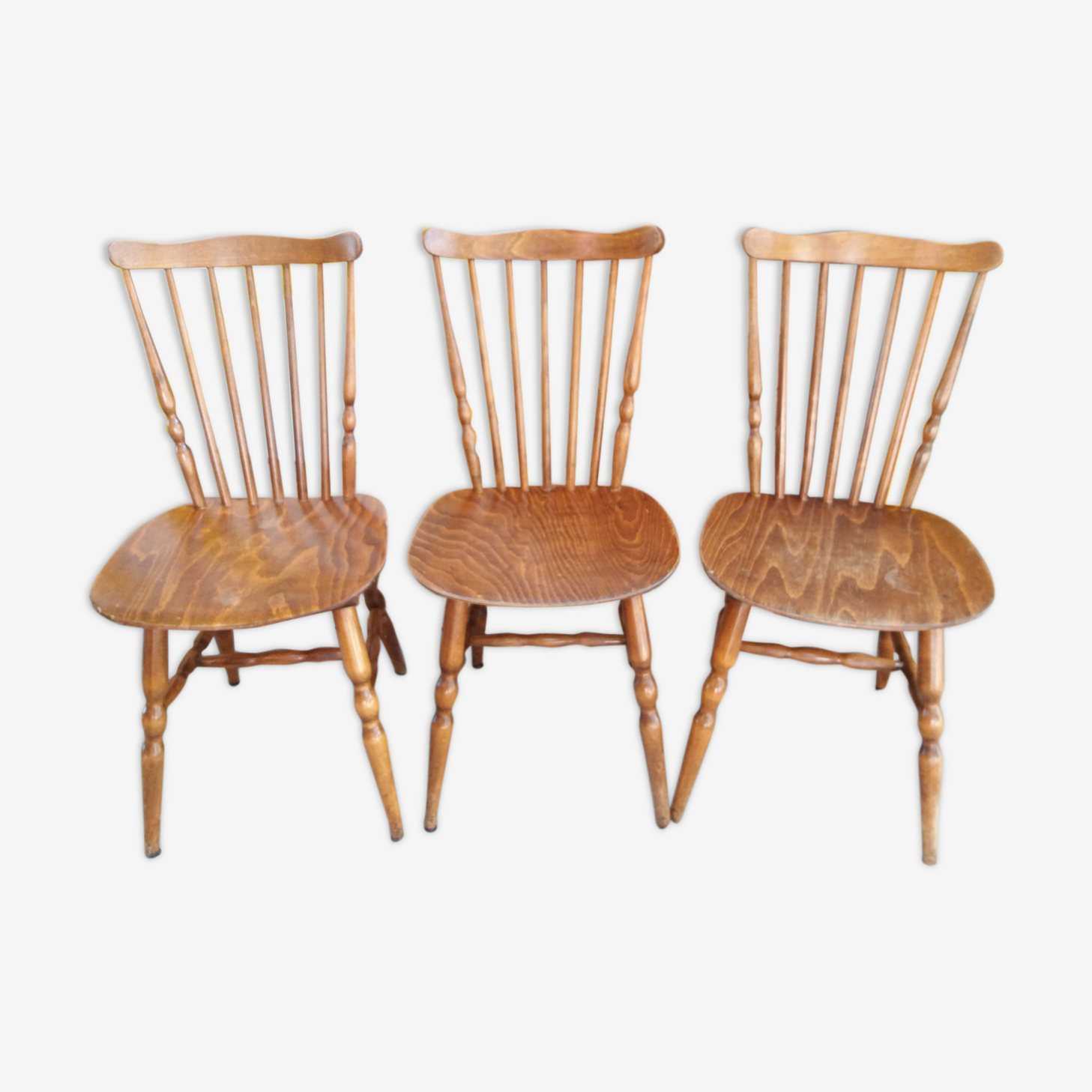 Trio Bistro chairs
