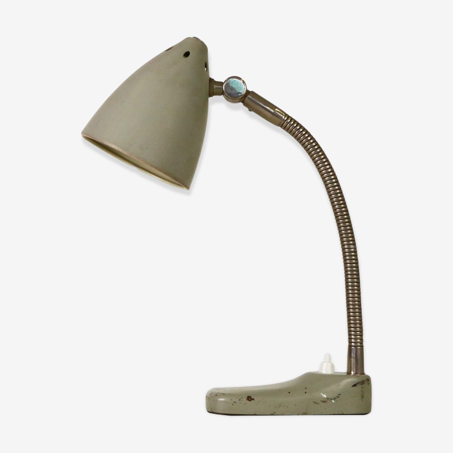 Lampe de bureau Hala Zeist de H. Busquet 1950