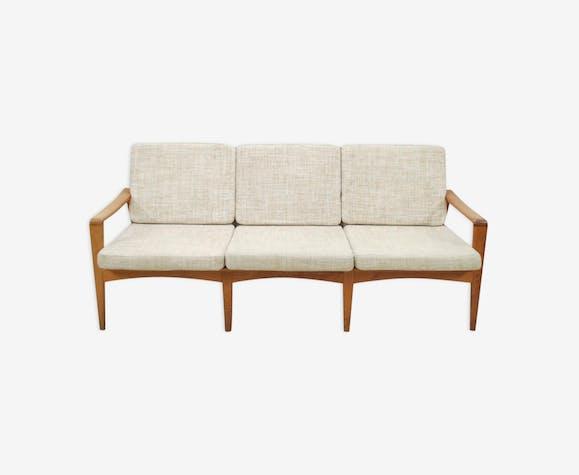 Canapé en teck par Arne Wahl pour Komfort Danemark
