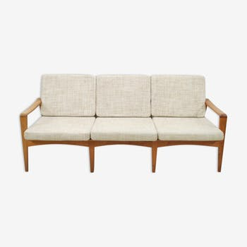 Couch teak by Arne Wahl for Komfort Denmark